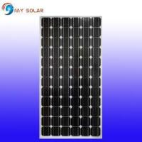 Buy cheap 170W Monocrystalline Solar Panel from wholesalers