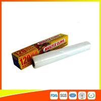 Buy cheap Customized Household Plastic PE Cling Flim Wrap Food Grade 120 Meter Length from wholesalers