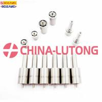 Buy cheap diesel engine nozzle tip DSLA154P018 F019121018 apply for  Higer Yuchai YC4G from wholesalers