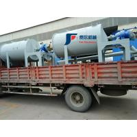 One Axis Single Horizontal Shaft Mixer , Stainless Steel Ribbon Mixer CE Certified