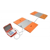 Buy cheap 30T Dynamic Axle Weighbridge from wholesalers
