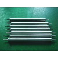 Buy cheap Custom Stainless Steel Precision Turned Parts , Tube Screw Barrels With Fine Thread / Zinc Plated from wholesalers