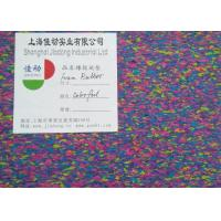 Buy cheap Fireproof Colorful Foam Rubber Mat Soundproof Underlayment For Hardwood Floors from wholesalers