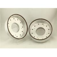 Buy cheap 50-100mm Wafer Saw Blade With Diamond Plated Nitride Finishing For Silicon from wholesalers