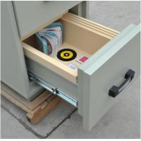 Buy cheap 2 Hours Fire Rated Fire-Proof Security Metal Filing Cabinet And Drawers from wholesalers