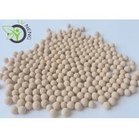 Buy cheap Insulating Glass 3a Molecular Sieve Desiccant High Water Adsorption Capacity from wholesalers
