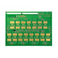 Buy cheap High TG Multilayer PCB Board With ENIG Impedance Control , Fr4 Circuit Board from wholesalers