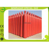 Buy cheap Methane Ch4 Natural Gas Cylinders Packaged / High Purity Gases 74-82-8 from wholesalers