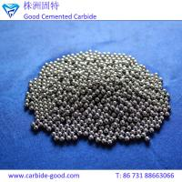 Buy cheap Hot sale cemented carbide sphere grinding carbide ball for precision bearing from wholesalers