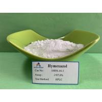 Buy cheap 10004 44 1 Hymexazol Fungicide  97%  Non - Corrosive Low Toxic from wholesalers