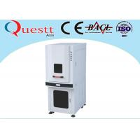 Buy cheap Sealed Type UV Laser Marking Machine 355 nm Wavelength With Imported Lens from wholesalers