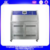 Buy cheap Climatic UV Light Aging Environmental Testing Chamber With Programmable Controller BE UV 8 UV Lamp Simulation Chamber from wholesalers