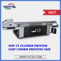 Buy cheap digital poster printing machine uv flatbed printing machine from wholesalers