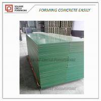 Buy cheap HDO reusable plastic coated plywood for concrete forms from wholesalers