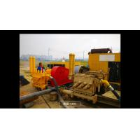Buy cheap Mud Pump Station Drilling Mud Pump For HDD Machine Pipelaying Project 1500L product