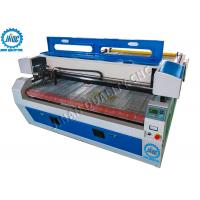 Buy cheap Auto - Feeding Laser Cutting Machine For Fabric & Leather With Dual / Double Head from wholesalers