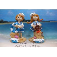 Buy cheap Resin Navy Girls Figurine (FH7342) from wholesalers