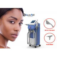 Buy cheap E Light SHR Hair Removal Machine 3 In 1 Laser Tattoo Removal High Performance from wholesalers