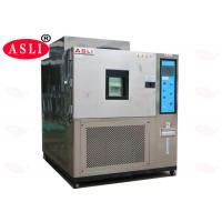 Buy cheap Electronic products machinery Testing Equipment damp heat chamber Environmental Temperature Humidity Calibrator Test from wholesalers