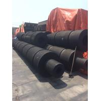 Buy cheap Easy Installation Tugboat Rubber Fenders For Tugboats , Shock Absorption from wholesalers