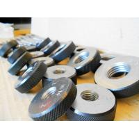 Buy cheap Rebar Coupler Go No Go Thread Plug Gauge Tolerances For Thread Measuring from wholesalers