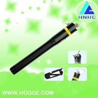 Buy cheap 650nm laser pen type cable fault locator fiber optic visual fault locator from wholesalers