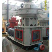 Buy cheap Big Capacity Efficient Centrifugal Sawdust Pellet Making Machine 315kw from wholesalers