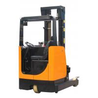 Buy cheap 1.2T Sit Down Type Warehouse Forklift Trucks With AC DC System ISO product