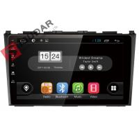 Buy cheap Wireless Android Car Navigation System 2009 - 2011 Honda Crv Sat Nav Replacement from wholesalers