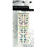 Buy cheap Custom Cool Safe Multicolor Nontoxic Ink No Smelly Artificial French Nail Stickers from wholesalers