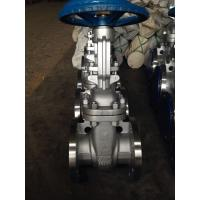 Buy cheap API600 BB High Pressure Gate Valve With Self - Aligning Fully Supported Discs from wholesalers