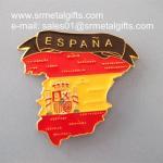 Buy cheap Enamel metal fridge magnets, full color enamel refrigerator magnetic sticker, from wholesalers