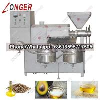 Buy cheap Factory Price Automatic Screw Peanut Almond Press/Extractor Machine|Avocado Oil Extracting Machine from wholesalers