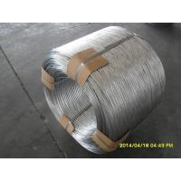 Buy cheap large coil hot galvanized iron wire from wholesalers