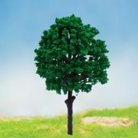 Buy cheap MODEL TREE with leaf Plastic GREEN TREE,FGT13 H:40-140MM from wholesalers
