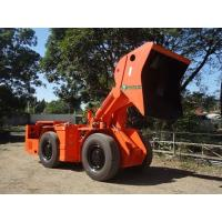 Buy cheap Tunnel load haul dump truck with ability to install Shotcrete Robot Arm , KSQ RL -2 from wholesalers