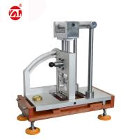 Buy cheap ASTM-F1677 Lab MARKII Portable Leather Testing Machine / Elbow Toggle Anti - Slip Testing Equipments from wholesalers