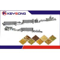 Buy cheap Corn Flakes Food Processing Machinery , Breakfast Cereal Machine from wholesalers