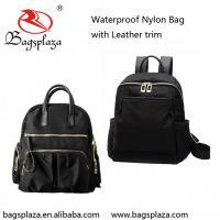 Buy cheap Fashion Black Nylon Bags from wholesalers