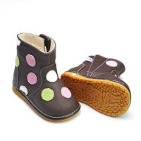 Buy cheap Great leather infant baby shoes PB-6051BR from wholesalers