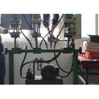 Buy cheap Sheet Hydraulic Metal Punching Machine 380V 100*85*150cm Two Operation Model product