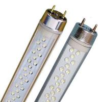 Buy cheap 1500mm 24 W t8 led fluorescent tube lights with single / double input for Institution building from wholesalers