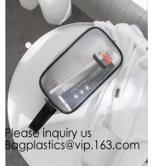 Buy cheap Waterproof Travel Toiletry Organizer Cosmetic Transparent Pvc Bag Women Makeup Organizer Pouches, bagease, bagplastics from wholesalers