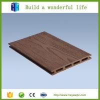 Buy cheap Price list wpc panel and fence decking flooring tiles manufacturing company from wholesalers