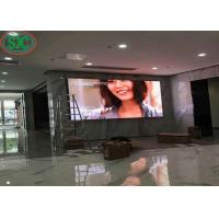 Buy cheap Advertising Full Color RGB LED Display Commercial LED Video Screen 640x640 mm from wholesalers