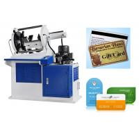 Buy cheap 5KW Business Card Paper Cutting Machine With Counter Pressure Device from wholesalers