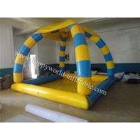Buy cheap inflatable mini swimming pool for kids , inflatable pool dome , inflatable ball pool kids from wholesalers