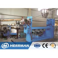 Buy cheap Extrusion Function Rubber Continuous Vulcanizing Line For Mining / Marine / Ship Cable from wholesalers