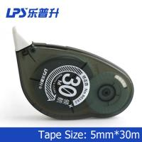 Buy cheap Light Handy Plastic Wite Out Correction Tape Grey Large Volume ASTM F963 Certification from wholesalers