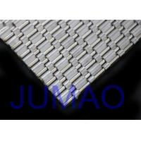 Buy cheap Curved Mesh Architectural Metal Fabric Flexible Open Weaves For Interior Design from wholesalers
